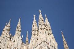 Duomo Milan Italy Stock Images