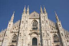 Duomo Milan Italy Stock Photography