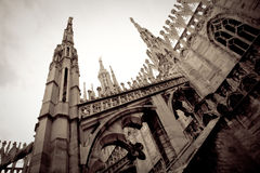 Duomo, Milan, Italy Stock Image