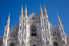 Duomo, Milan, Italy royalty free stock photo