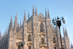 Duomo in Milan, Italy. Stock Photography