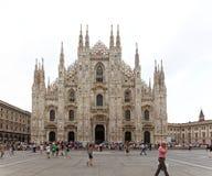 Duomo Milan Royalty Free Stock Photography