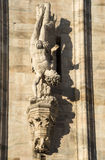 Duomo of Milan, statue Stock Photography