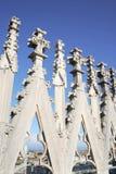 Duomo, Milano immagini stock libere da diritti