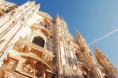 Duomo, Milano Fotografía de archivo libre de regalías