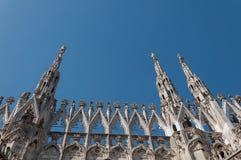 Duomo Milano 6 Royaltyfri Bild