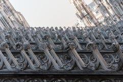 Duomo Milano 10 Arkivbild