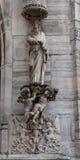 Duomo Milano 12 Fotografering för Bildbyråer