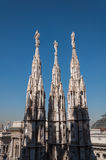 Duomo  Milano 15 Stock Images