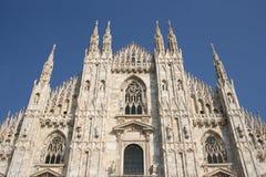 Duomo Milano Italia Fotografía de archivo