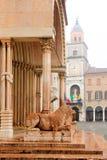 Duomo, Modena Stock Images