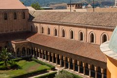 Duomo Monreale Stock Photos