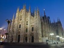 Duomo Stock Photography