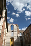 Duomo Nuovo. Unfinished dome in siena, tuscany Stock Photo