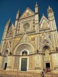 Duomo orvieto italy Royalty Free Stock Image