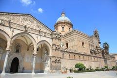 Duomo in Palermo Stock Photos