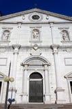 The Duomo in Palmanova, Italy Stock Photography