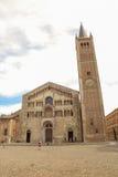 Duomo of Parma Royalty Free Stock Image