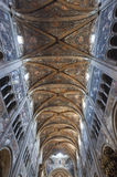 Duomo of Parma, interior Royalty Free Stock Photography