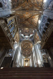 Duomo of Parma, interior Royalty Free Stock Photos
