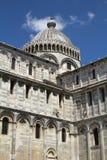 Duomo, Pisa, Italië Royalty-vrije Stock Foto