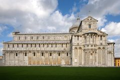 The Duomo, Pisa, Italy Royalty Free Stock Photo