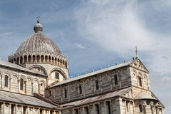 The Duomo in Pisa Royalty Free Stock Photos