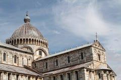 The Duomo in Pisa Royalty Free Stock Photos