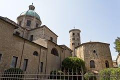Duomo of Ravenna Royalty Free Stock Image