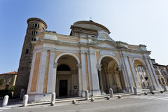 Duomo of Ravenna Royalty Free Stock Images