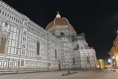 Santa Maria Del Fiore - Florence, Italy Royalty Free Stock Images