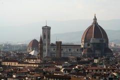Duomo (Santa María del Fiore) Imagen de archivo