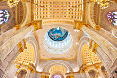 Duomo Santa María Del Fiore y campanil Imagen de archivo libre de regalías