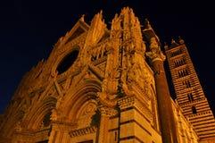 Duomo Santa Maria Assunta in Siena, Tuscany, Italy Royalty Free Stock Image
