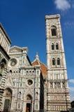 Duomo Santa Maria del Fiore Stock Foto's
