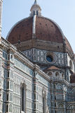 Duomo Santa Maria Del Fiore and Campanile Stock Photo