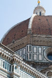 Duomo Santa Maria Del Fiore and Campanile Royalty Free Stock Photography