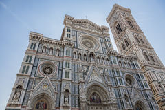 Duomo Santa Maria Del Fiore and Campanile Royalty Free Stock Images