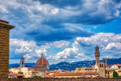 Duomo Santa Maria Del Fiore royalty free stock photos