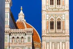 Duomo Santa Maria Del Fiore en Florencia, Italia Imagenes de archivo