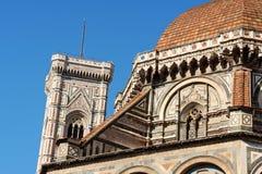 Duomo Santa Maria del Fiore in Florence Stock Photography
