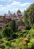 Duomo Santa Maria Del Fiore Florence Cathedral in Florenz, Italien stockfotos
