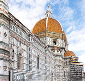 Duomo Santa Maria Del Fiore . Florence, Italy Royalty Free Stock Images