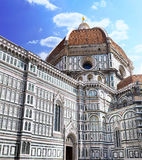 Duomo Santa Maria Del Fiore . Florence, Italy Stock Image