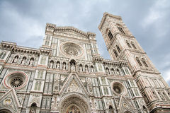 Duomo Santa Maria Del Fiore in Florence Royalty Free Stock Photography