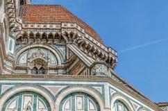 Duomo Santa Maria Del Fiore, Florencja zdjęcie royalty free