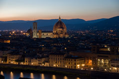 Free Duomo Santa Maria Del Fiore In Florence Royalty Free Stock Photography - 14389527