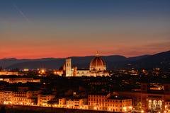 Duomo Santa Maria Fiore royalty free stock photos