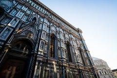 Duomo side rays Stock Photos