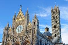 Duomo 2 - Siena Foto de archivo